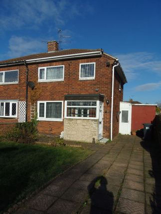 Thumbnail Semi-detached house for sale in Stonehill Rise, Doncaster