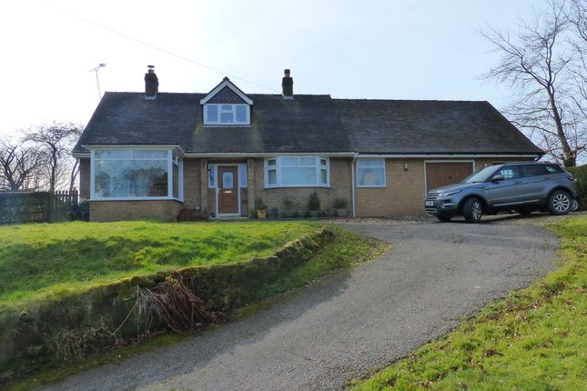 Thumbnail Detached house for sale in Wootton Road, Upper Ellastone, Ashbourne