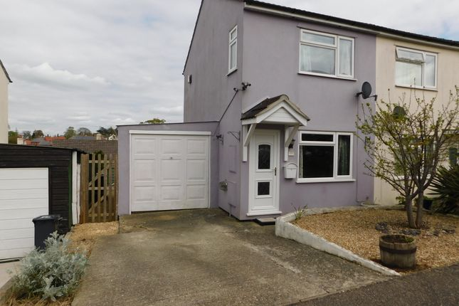 2 bed semi-detached house to rent in Kirby Close, Axminster EX13