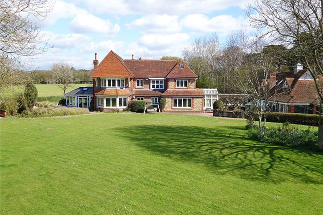 Thumbnail Detached house for sale in Southbrook Road, West Ashling, Chichester, West Sussex