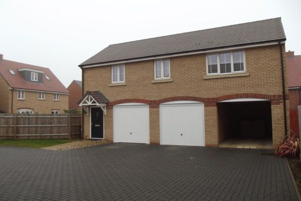 Thumbnail Property to rent in Chamberlain Park, Biggleswade