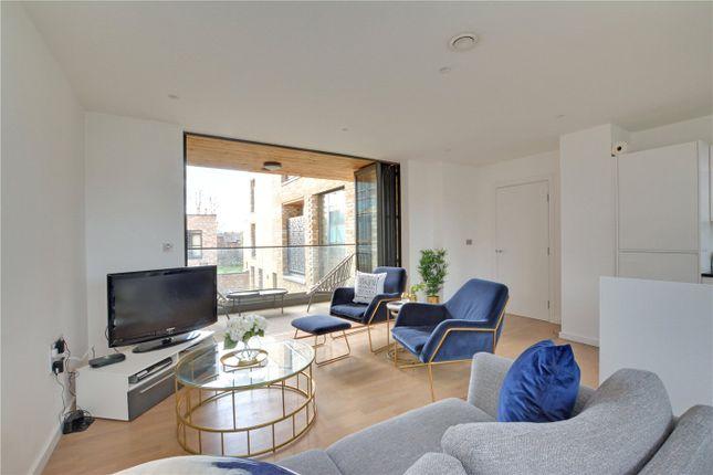 Thumbnail Flat for sale in Cyrius House, 15 Bardsley Lane, Greenwich, London