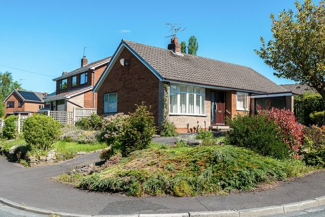 Thumbnail Bungalow for sale in Brookfield, Parbold, Wigan