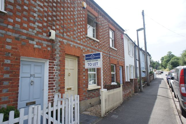 Thumbnail Terraced house to rent in 1Te, Henley-On-Thames