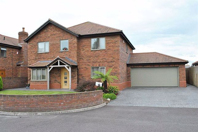 Detached house for sale in Court Farm Gardens, Longwell Green, Bristol