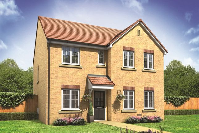 "Thumbnail Detached house for sale in ""The Mayfair"" at Middlewich Road, Holmes Chapel, Crewe"