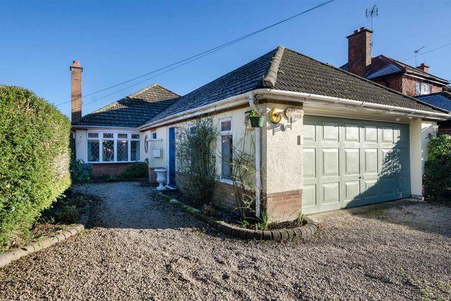 Thumbnail Detached house for sale in Bullfurlong Lane, Burbage, Hinckley