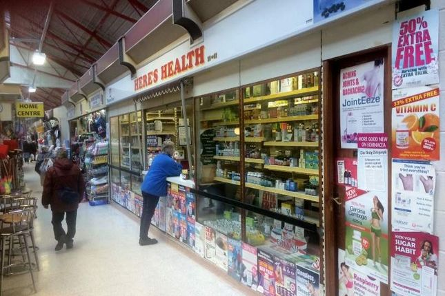 Thumbnail Retail premises for sale in 39 - 41 Market Hall, Oldham