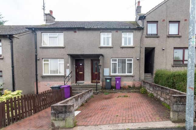 Thumbnail Terraced house to rent in Airlie Crescent, Forfar