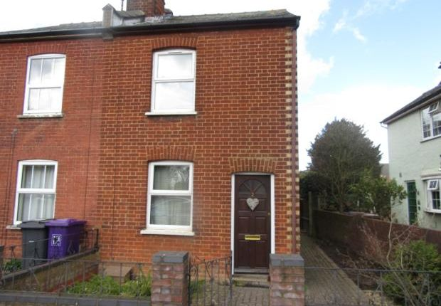 Thumbnail Terraced house to rent in St John's Road, Hitchin