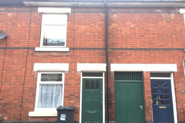 Thumbnail Property to rent in Caesar Street, Derby