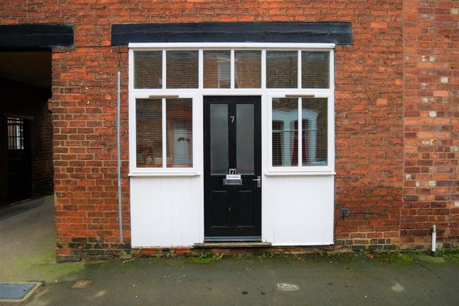 Thumbnail Studio for sale in The Stables, Ambrose Street, York