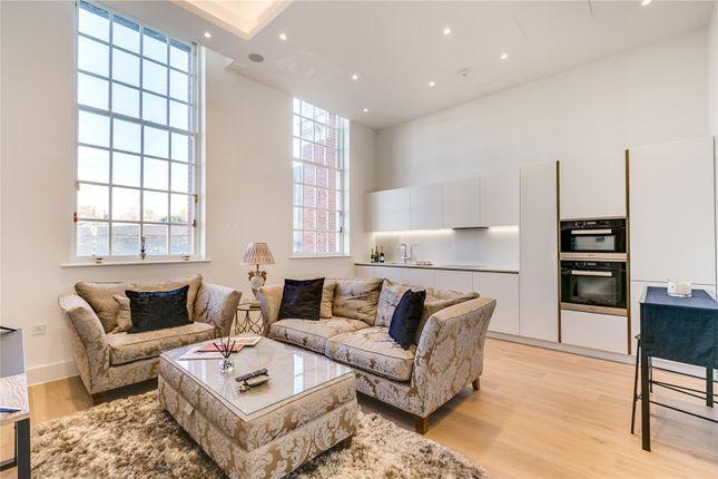 Thumbnail Flat for sale in Star & Garter House, Richmond Hill, Richmond