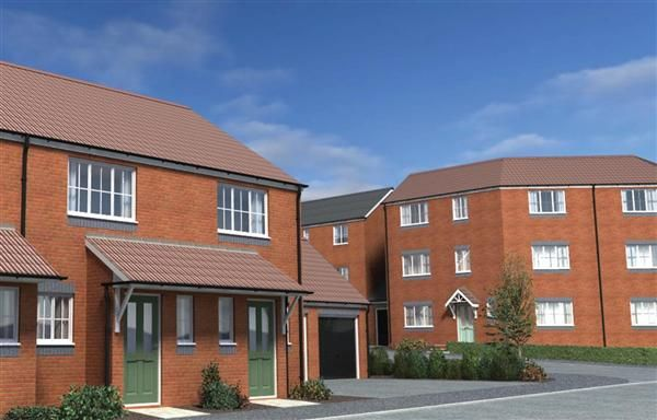 2 bed flat for sale in Tannery Court, 51A Tasker Street, Walsall