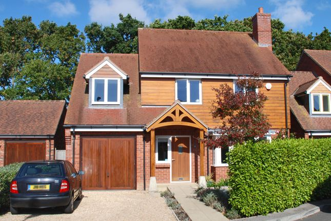 Thumbnail Detached house to rent in Lymington, Hampshire