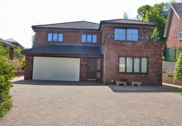 Thumbnail Detached house for sale in Lon Pendyffryn, Llanddulas, Abergele