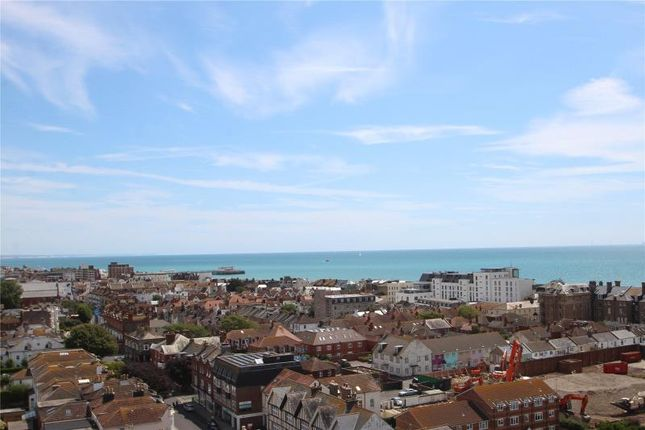 Thumbnail Flat for sale in Manor Lea, Boundary Road, Worthing