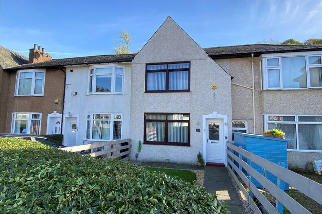 2 bed terraced house for sale in Alyth Crescent, Clarkston, East Renfrewshire G76