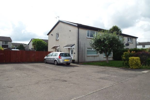 Flat to rent in Alder Road, Milton Of Campsie