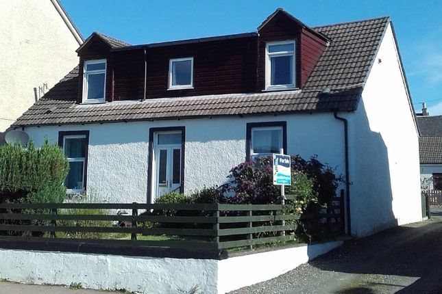 Thumbnail Flat for sale in 18B Auchamore Road, Dunoon, Argyll And Bute