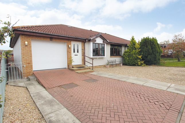 Thumbnail Semi-detached bungalow for sale in 162 Miller Street, Inverness