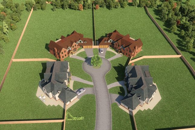 Thumbnail Detached house for sale in Friars, Braughing, Ware