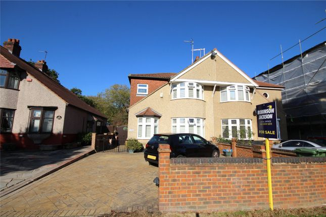 Thumbnail Semi-detached house for sale in Welling Way, Welling, Kent