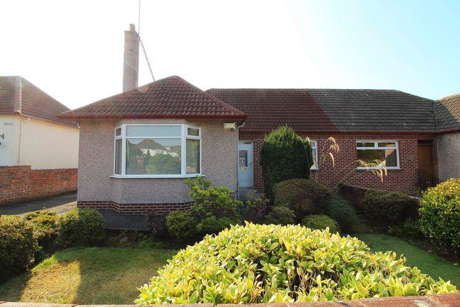 Thumbnail Semi-detached bungalow for sale in Gowanbank Road, Ayr