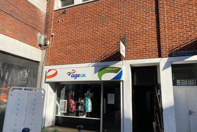 Thumbnail Retail premises to let in Sun Street, Hitchin, Herts