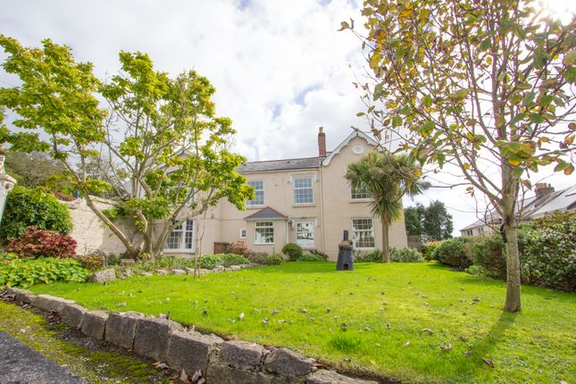 Thumbnail Semi-detached house for sale in Priory Road, Lower Compton, Plymouth