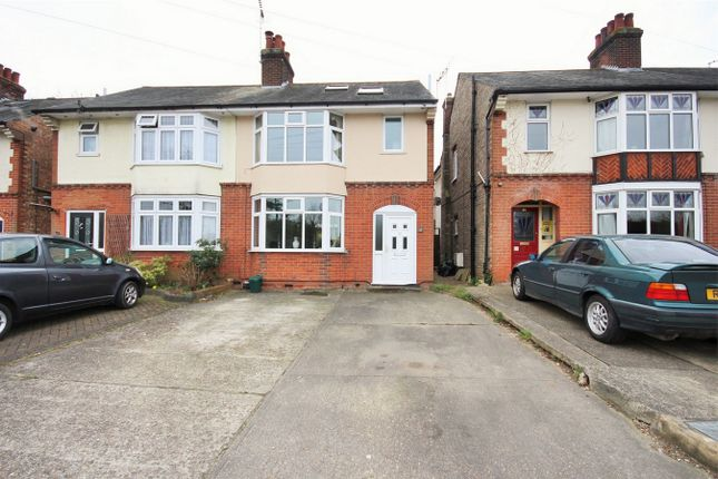 Thumbnail Semi-detached house for sale in London Road, Lexden, Colchester, Essex
