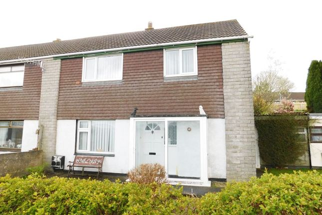 Thumbnail Semi-detached house for sale in Park Road, Maesycwmmer, Hengoed