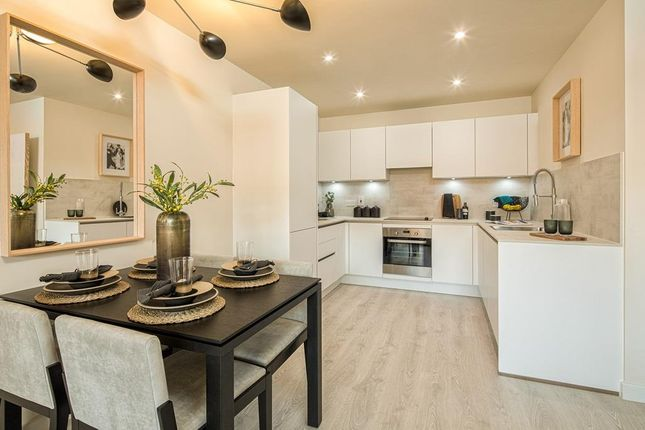 """2 bed flat for sale in """"Voile Court"""" at Angora Close, Wallington SM6"""