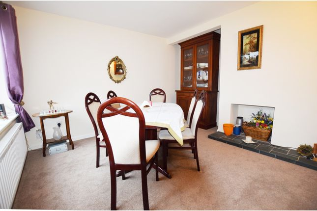 Dining Room of The Broadway, Nantwich CW5