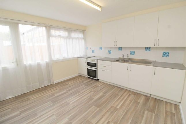 Thumbnail End terrace house to rent in Porthlevan Place, Fishermead, Milton Keynes