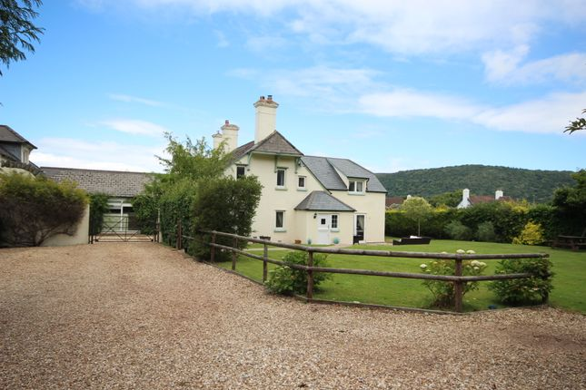 Thumbnail Country house to rent in Doverhay Place, Porlock