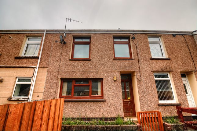 Thumbnail Terraced house for sale in Penrhiwceiber, Mountain Ash