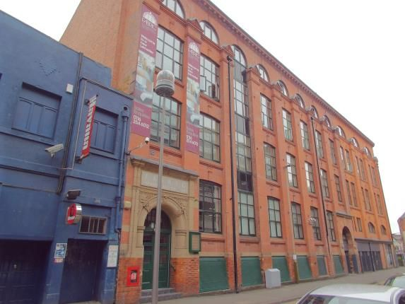 1 bed flat for sale in Yeoman Street, Leicester