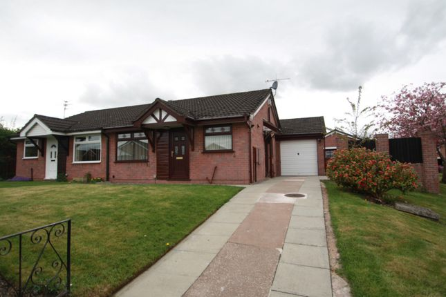 Thumbnail Bungalow to rent in Knights Meadow, Winsford