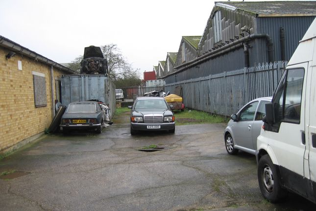 Thumbnail Land to let in Ripple Road, Barking