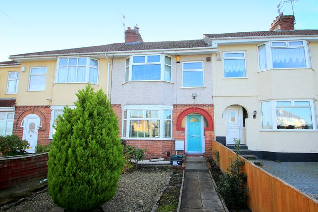 Thumbnail Terraced house for sale in King Georges Road, Bishopsworth, Bristol