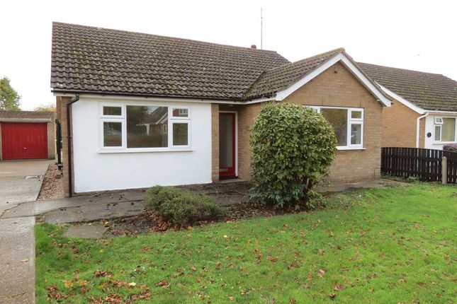 Thumbnail Detached bungalow to rent in Witham Road, Woodhall Spa
