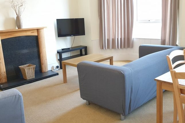 Thumbnail End terrace house to rent in Ivydale Road, Mannamead, Plymouth