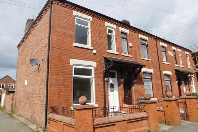 Thumbnail Terraced house for sale in Culcheth Lane, Newton Heath, Manchester