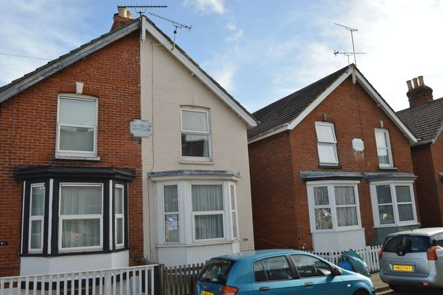 Thumbnail Flat to rent in Pelham Road, Cowes