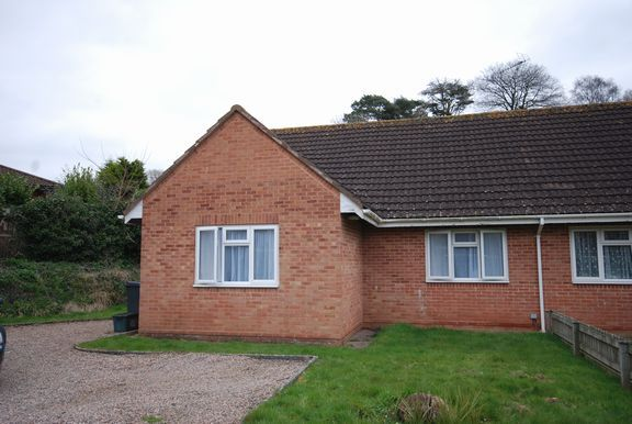 Thumbnail Semi-detached bungalow to rent in Knapp Hill, Sidmouth