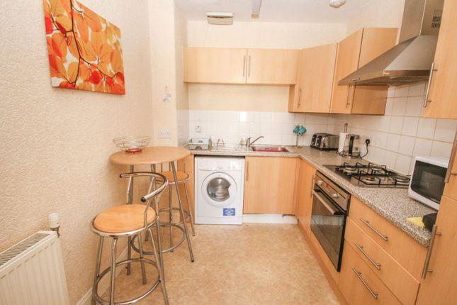 Kitchen of Fowler Terrace, Edinburgh EH11
