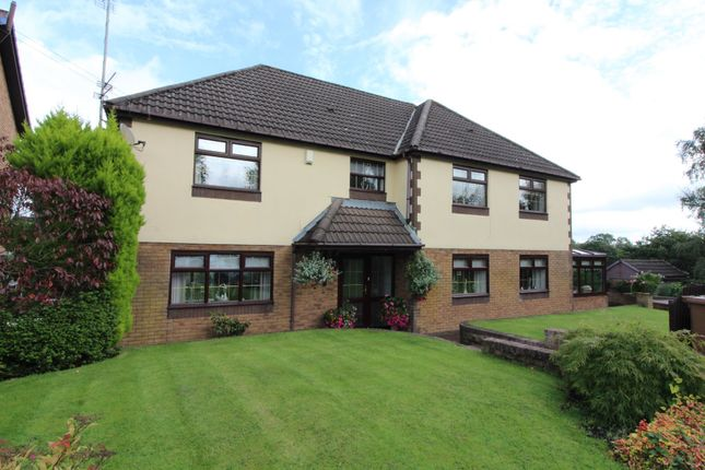 Thumbnail Detached house for sale in Cilgerran Way, Grove Park, Blackwood