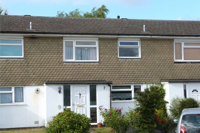 Thumbnail Terraced house to rent in Lunds Farm Road, Woodley, Reading, Berkshire