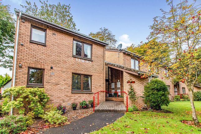 Thumbnail 2 bed flat for sale in Greenbourne Gardens, Monifieth, Dundee, Angus
